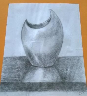 Open Vase