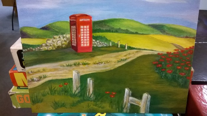 The Lonely Phone Box