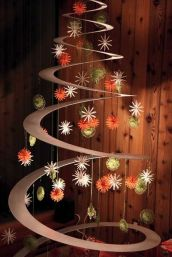 d7cbf5dc3c496cf6e8db706022a8025d--homemade-christmas-tree-alternative-christmas-tree